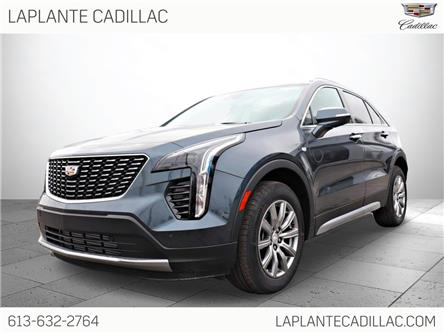 2021 Cadillac XT4 Premium Luxury (Stk: 3731) in Hawkesbury - Image 1 of 29