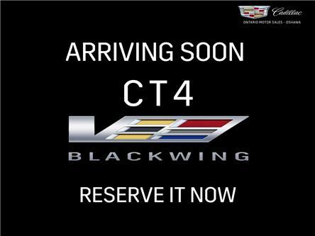 2022 Cadillac CT4-V BLACKWING BLACKWING (Stk: Order6) in Oshawa - Image 1 of 7