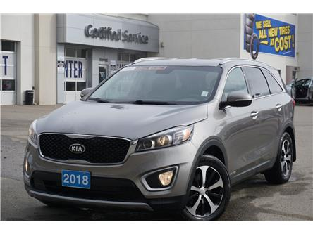 2018 Kia Sorento 3.3L EX (Stk: 21-159A) in Salmon Arm - Image 1 of 10