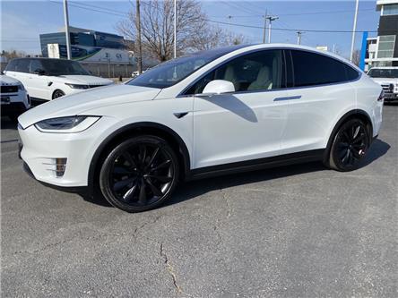2019 Tesla Model X Standard Range (Stk: 396-94) in Oakville - Image 1 of 19