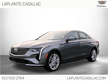 2021 Cadillac CT4 Premium Luxury (Stk: 3838) in Hawkesbury - Image 1 of 29