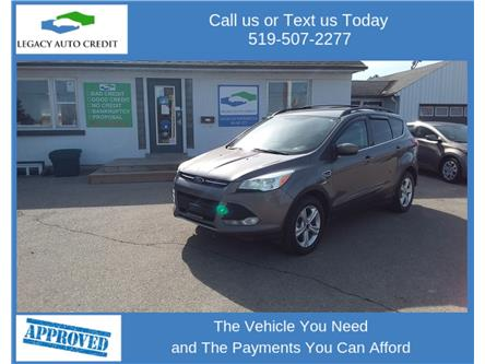 2013 Ford Escape SE (Stk: 21005A) in Waterloo - Image 1 of 24