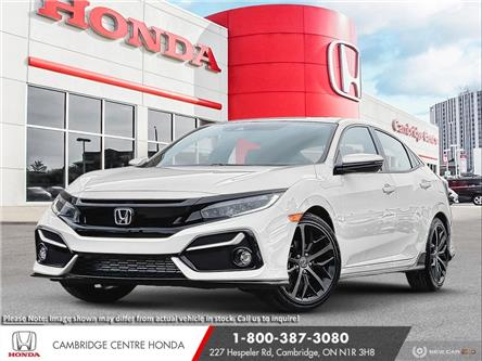 2021 Honda Civic Sport (Stk: 21722) in Cambridge - Image 1 of 24