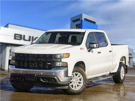 2019 Chevrolet Silverado 1500 Work Truck (Stk: 4621A) in Dawson Creek - Image 1 of 15