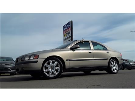 2003 Volvo S60 2.5T (Stk: P789) in Brandon - Image 1 of 27