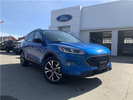 2021 Ford Escape SEL (Stk: 021055) in Parry Sound - Image 1 of 19