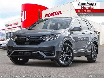 2021 Honda CR-V EX-L (Stk: N15275) in Kamloops - Image 1 of 22