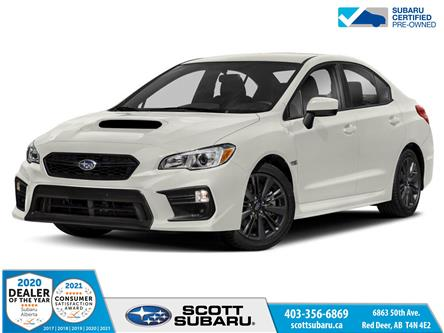 2019 Subaru WRX Base (Stk: SS0441) in Red Deer - Image 1 of 10