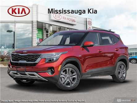 2021 Kia Seltos LX (Stk: SE21124D) in Mississauga - Image 1 of 20