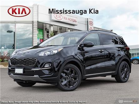 2021 Kia Sportage EX S (Stk: SP21043) in Mississauga - Image 1 of 24
