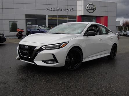 2021 Nissan Sentra SR (Stk: A21046) in Abbotsford - Image 1 of 29