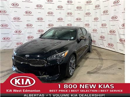 2018 Kia Stinger GT Limited (Stk: 7745) in Edmonton - Image 1 of 30