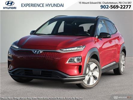 2021 Hyundai Kona EV Preferred w/Two Tone (Stk: N1260) in Charlottetown - Image 1 of 23