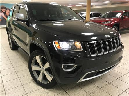 2016 Jeep Grand Cherokee Limited (Stk: 210657A) in Calgary - Image 1 of 11