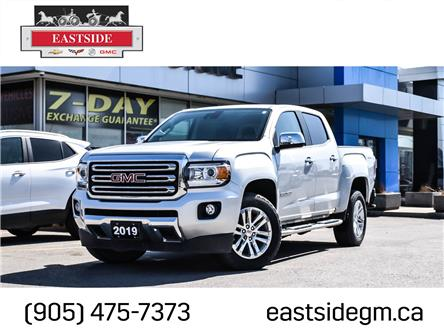 2019 GMC Canyon SLT (Stk: 186034B) in Markham - Image 1 of 30