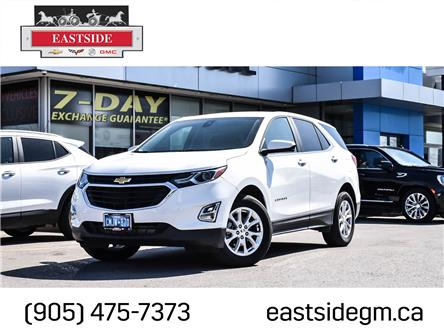 2021 Chevrolet Equinox LT (Stk: M6118485) in Markham - Image 1 of 25