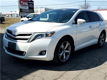2016 Toyota Venza Base V6 (Stk: V124192) in Kitchener - Image 1 of 30