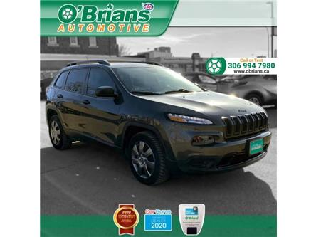 2017 Jeep Cherokee Sport (Stk: 14286A) in Saskatoon - Image 1 of 15