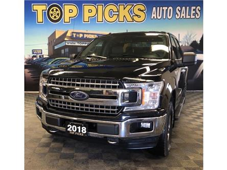 2018 Ford F-150 XLT (Stk: D07253) in NORTH BAY - Image 1 of 28