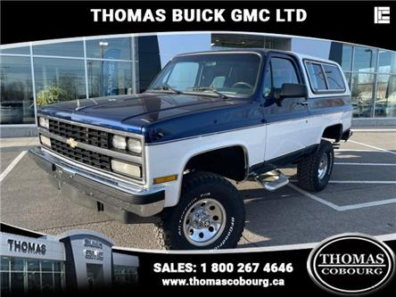 1990 Chevrolet Blazer  (Stk: UT67034) in Cobourg - Image 1 of 20