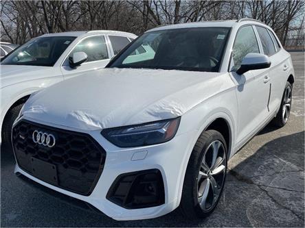 2021 Audi SQ5 3.0T Technik (Stk: 210429) in Toronto - Image 1 of 5
