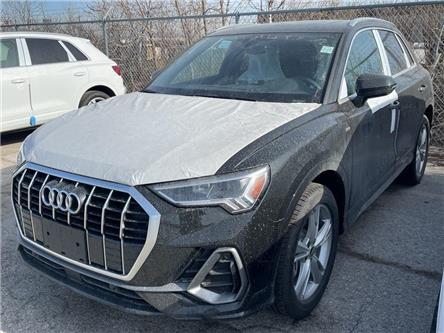2021 Audi Q3 45 Progressiv (Stk: 210439) in Toronto - Image 1 of 5