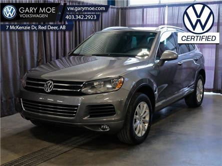 2014 Volkswagen Touareg SPORT (Stk: VP7791) in Red Deer County - Image 1 of 23