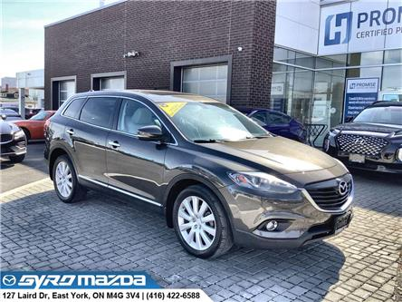 2015 Mazda CX-9 GT (Stk: 30597A) in East York - Image 1 of 30