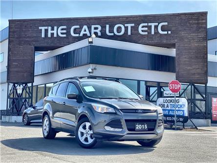 2015 Ford Escape SE (Stk: 20583-1) in Sudbury - Image 1 of 22