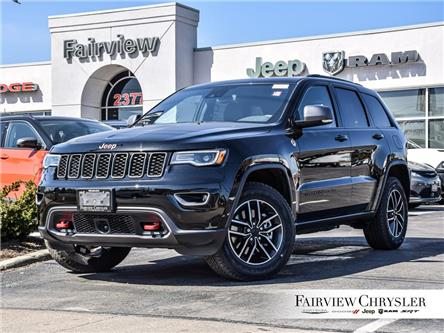 2021 Jeep Grand Cherokee Trailhawk (Stk: MC282) in Burlington - Image 1 of 30