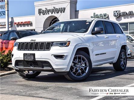 2021 Jeep Grand Cherokee Limited (Stk: MC292) in Burlington - Image 1 of 30