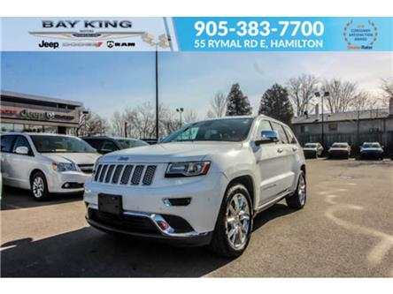 2015 Jeep Grand Cherokee Summit (Stk: 7233) in Hamilton - Image 1 of 26