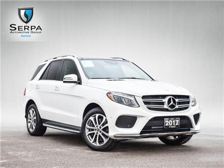 2017 Mercedes-Benz GLE 400 Base (Stk: P9318) in Toronto - Image 1 of 11