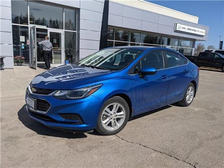 2018 Chevrolet Cruze LT Auto (Stk: 21278A) in Orangeville - Image 1 of 17