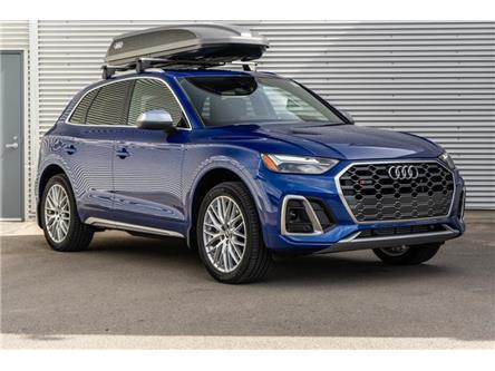 2021 Audi SQ5 3.0T Progressiv (Stk: N5829) in Calgary - Image 1 of 20