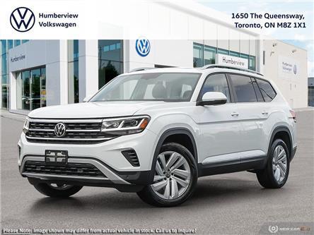 2021 Volkswagen Atlas 2.0 TSI Highline (Stk: 98455) in Toronto - Image 1 of 23