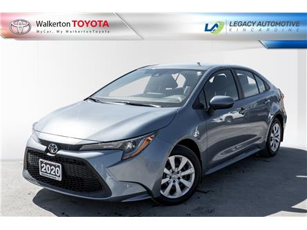 2020 Toyota Corolla LE (Stk: P9102) in Walkerton - Image 1 of 16