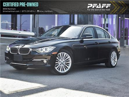 2014 BMW 328d xDrive (Stk: D13733A) in Markham - Image 1 of 24