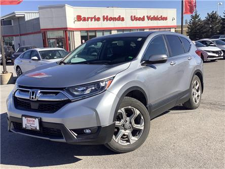 2018 Honda CR-V EX-L (Stk: U18536) in Barrie - Image 1 of 28