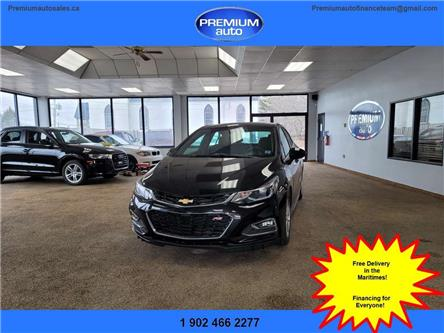 2018 Chevrolet Cruze LT Auto (Stk: 650204) in Dartmouth - Image 1 of 19
