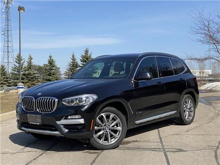 2018 BMW X3 xDrive30i (Stk: P1777) in Barrie - Image 1 of 17