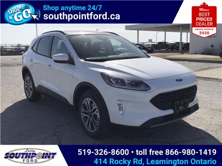 2021 Ford Escape SEL (Stk: SEP6914) in Leamington - Image 1 of 25