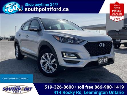 2019 Hyundai Tucson Preferred (Stk: S10621R) in Leamington - Image 1 of 27