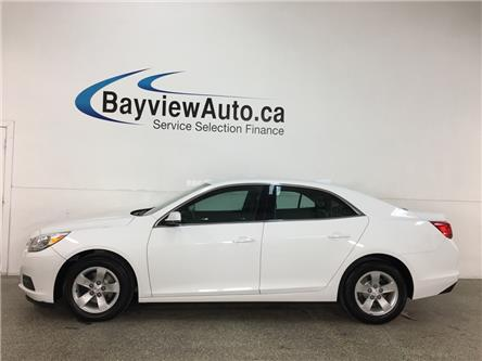 2016 Chevrolet Malibu Limited LT (Stk: 37615WA) in Belleville - Image 1 of 28