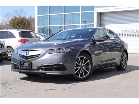 2017 Acura TLX Base (Stk: P19458A) in Ottawa - Image 1 of 10