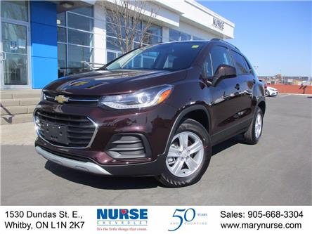 2021 Chevrolet Trax LT (Stk: 21U070) in Whitby - Image 1 of 25