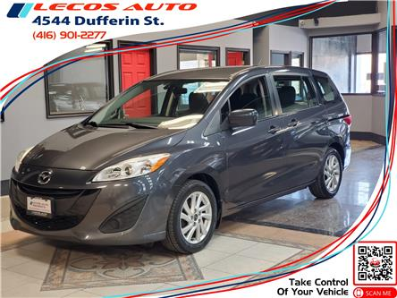 2013 Mazda Mazda5 GS (Stk: 158008) in Toronto - Image 1 of 19