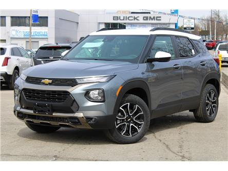 2021 Chevrolet TrailBlazer ACTIV (Stk: 3117683) in Toronto - Image 1 of 34