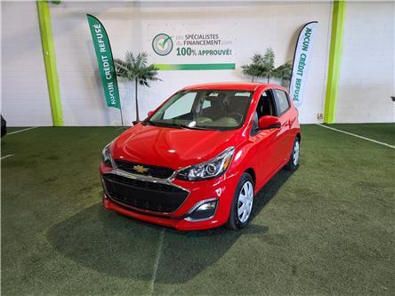2019 Chevrolet Spark 1LT CVT (Stk: 3568-03) in Longueuil - Image 1 of 26
