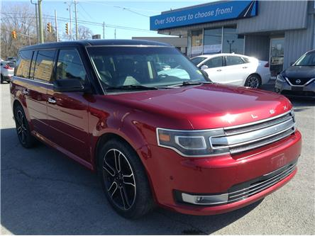2015 Ford Flex Limited (Stk: 210215) in Ottawa - Image 1 of 29